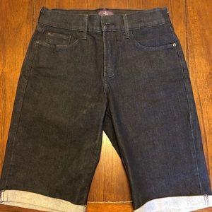 EUC. Worn once.  Jean shorts